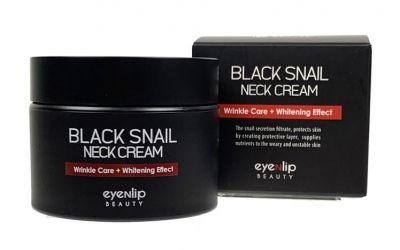 Товар недели! Крем для шеи антивозрастной EYENLIP BLACK SNAIL NECK CREAM 50ml