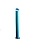 Wavin Optima Выпуск на крышу НПВХ 110х160 коричневый
