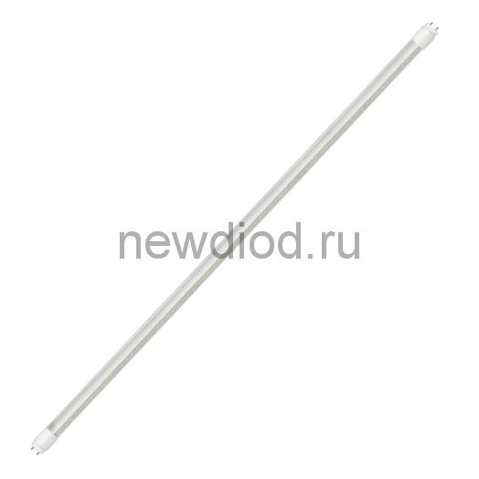 Лампа светодиодная LED-T8-standard 30Вт 230В G13 6500К 2400Лм 1200мм матовая ASD