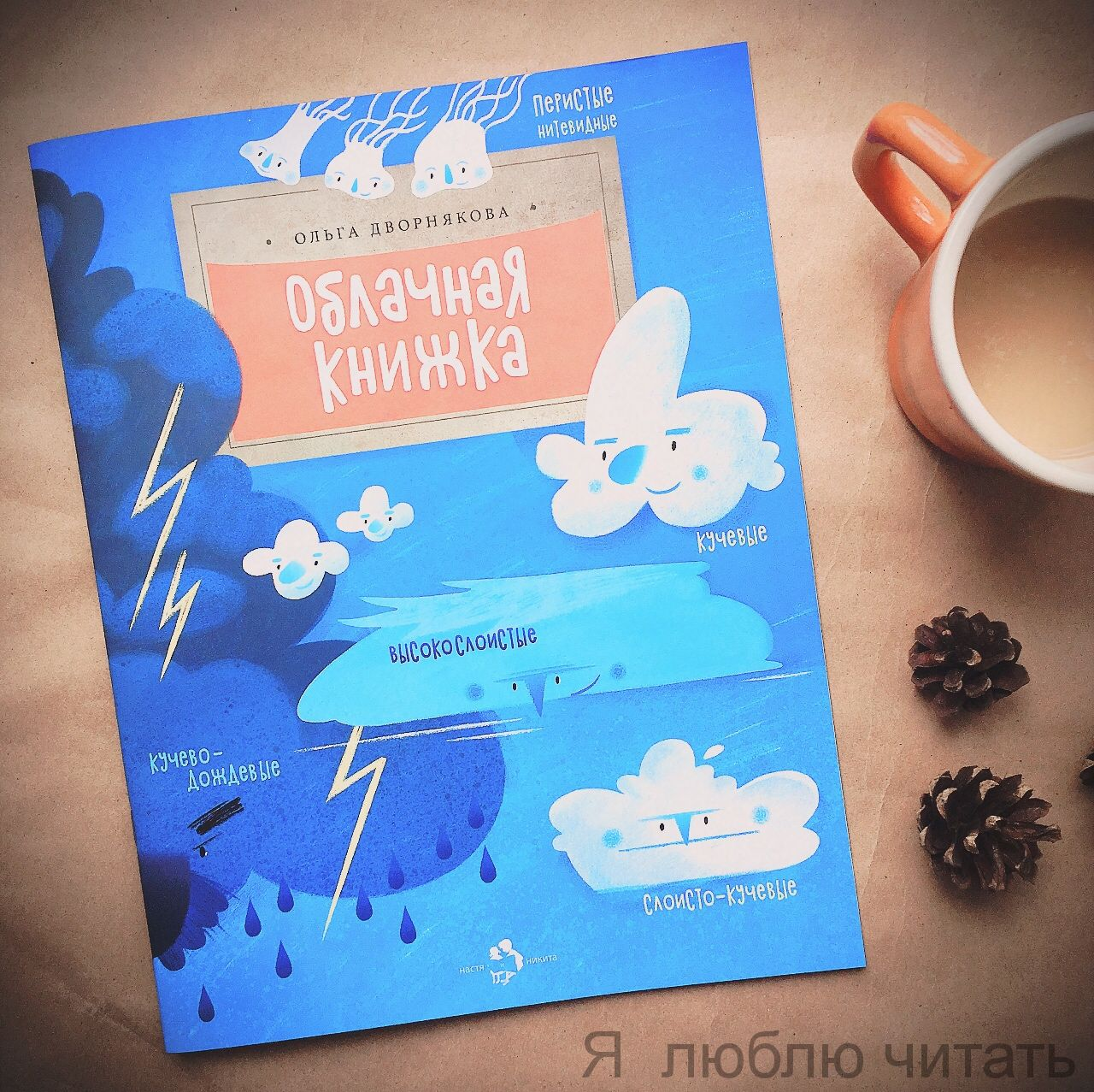Книга «Облачная книжка»