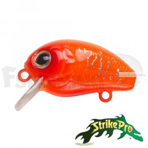 Воблер Strike Pro Baby Pro 25F EG-036F 25 мм / 2 гр / Заглубление: 0,1 - 0,2 м / цвет: 884F