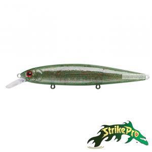 Воблер Strike Pro Bold 130SP EG-191-SP 130 мм / 24,5 гр / Заглубление: 1,3 - 1,8 м / цвет: A237G