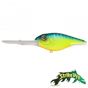 Воблер Strike Pro Crankee Deep Diver EG-053F 85 мм / 23,2 гр / Заглубление: 7 - 9 м / цвет: A223S-RP