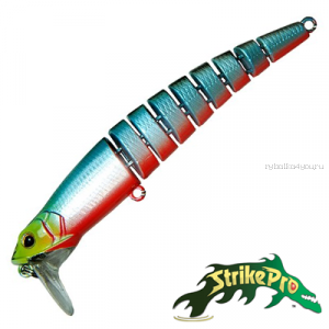 Воблер Strike Pro Flex X EG-056BL 120 мм / 31,6 гр / цвет: A05