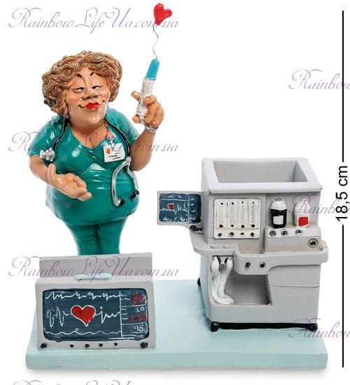 "Подставка для ручек и визиток врач ""W.Stratford"""