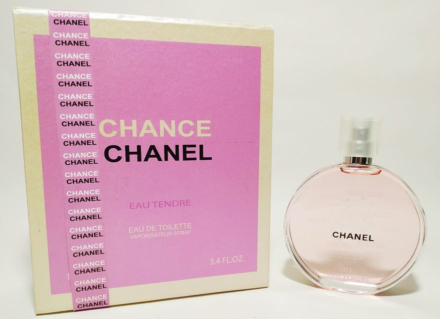 Chanel Chance Eau Tendre 100 мл - подарочная упаковка