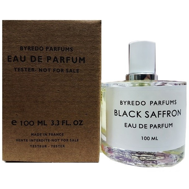 "Tester Byredo ""Black Saffron"", 100 ml"