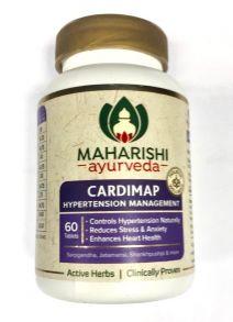 Кардимап Cardimap Maharishi Ayurveda, кардиотоник 60 таб