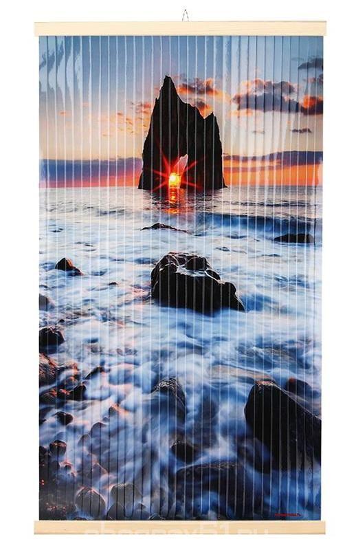 Картина обогреватель на стену Коктебель 400Вт