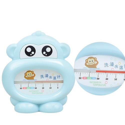 """Детский термометр для воды и воздуха """"Обезьянка"""": 2 в 1"""