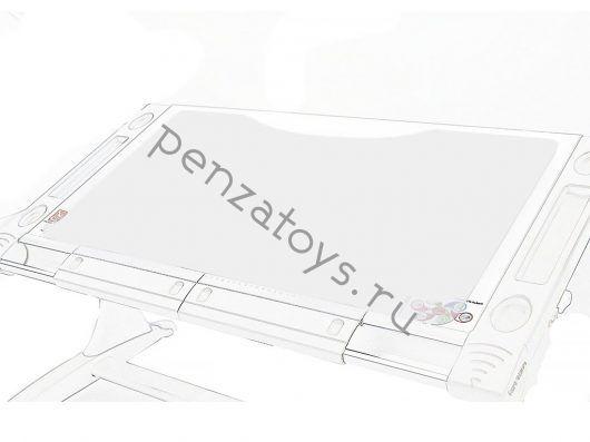 Накладка на парту Mealux (прозрачная)
