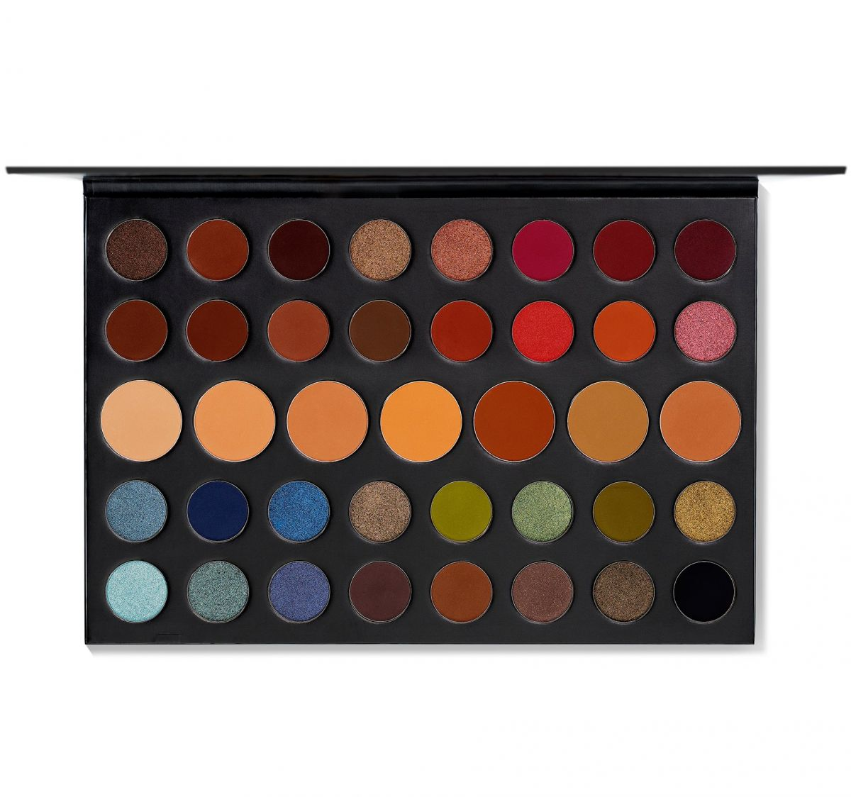 Палетка теней Morphe - 39A DARE TO CREATE ARTISTRY PALETTE