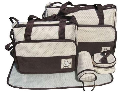 Оригинальная сумка для мамы, набор из 5 предметов