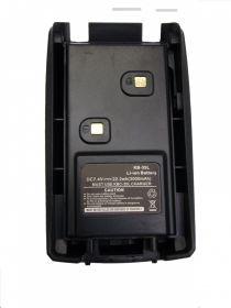 Аккумулятор KB-35L Li-ion (3000 mAh) для раций TK-F6 Turbo / UVF-1 Turbo