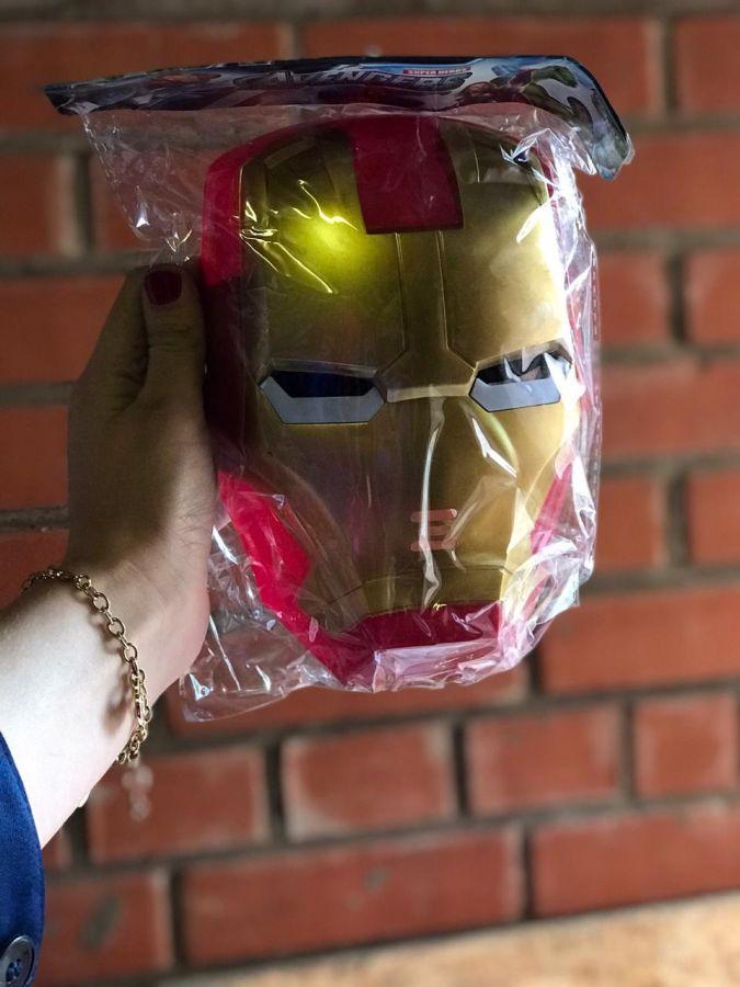 """Маски супергероев со светом """"Звездные войны"""", """"Железный человек"""", """"Трансформер"""""""