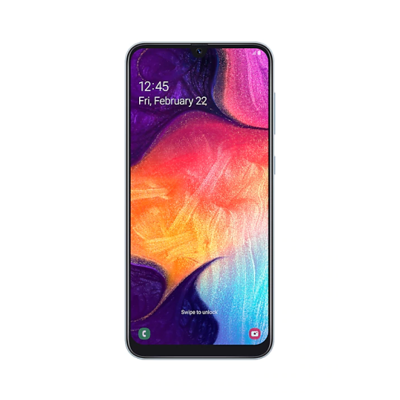 Samsung Galaxy A50 128 ГБ (белый)