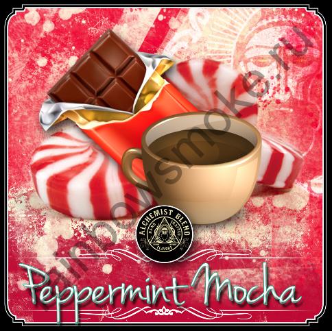 Alchemist Original Formula 100 гр - Peppermint Mocha (Мятный Мокко)