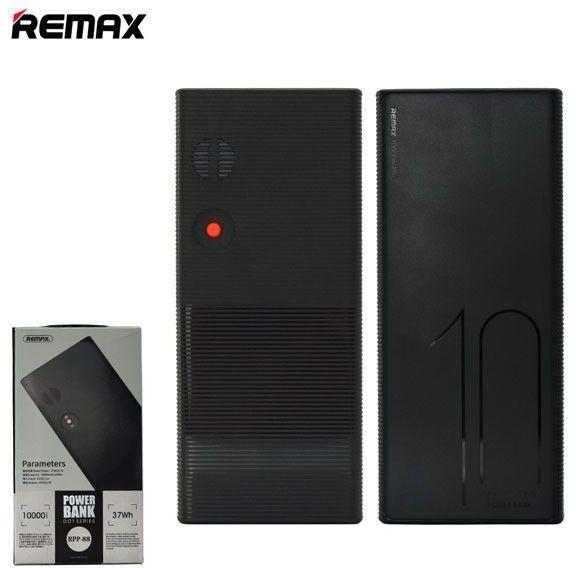 Портативное зарядное устройство  REMAX Dot Series RPP-88 10000 mAh