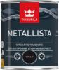 Краска по Ржавчине Tikkurila Metallista Молотковая 2.5л для Внутренних и Наружных Работ / Тиккурила Металлиста Молотковая