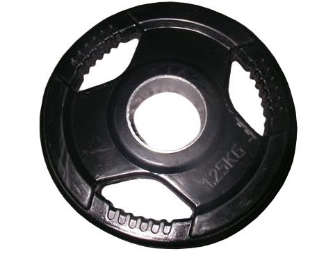 Диск олимпийский черный DY-H-2012C -1.25 кг