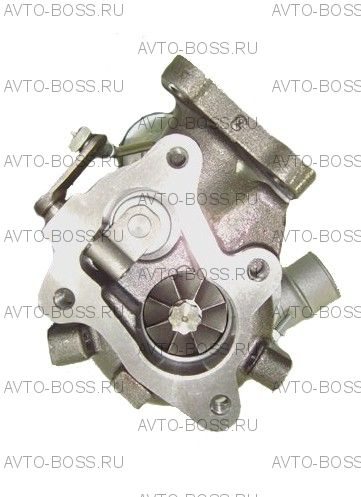 Турбокомпрессор CT12B на Toyota Landcruiser, OEM 17201-67040/ 17201-67010, двигатель 3.0л TD 1KZT/1KZTE, 2000г, Турбина
