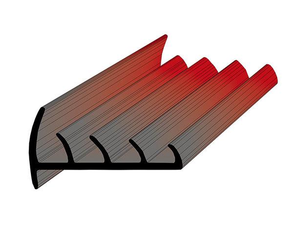 Профиль уплотнительный ширина 80 мм