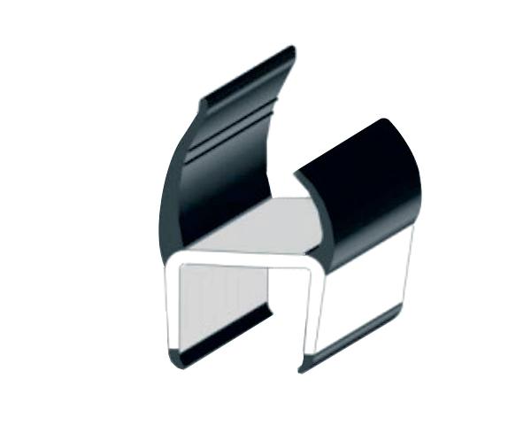 Уплотнитель резинопластиковый 30 мм - 3 м (Арт.: 183230/1)