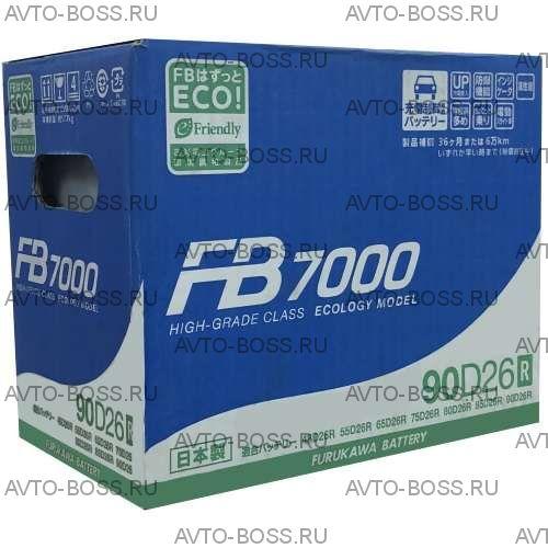 Аккумулятор FB7000 90D26R 73 а/ч