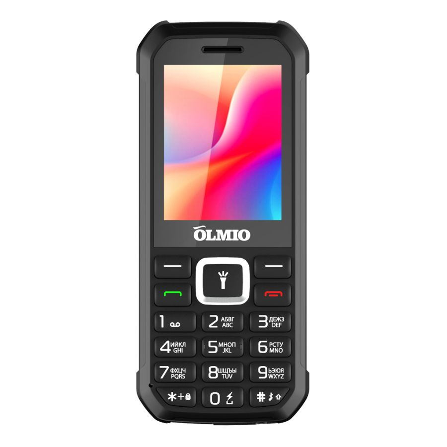 Мобильный телефон Olmio P30 (черный)