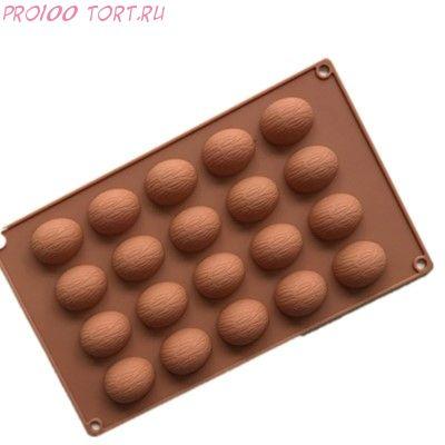 Форма для шоколада и карамели ГРЕЦКИЙ ОРЕХ