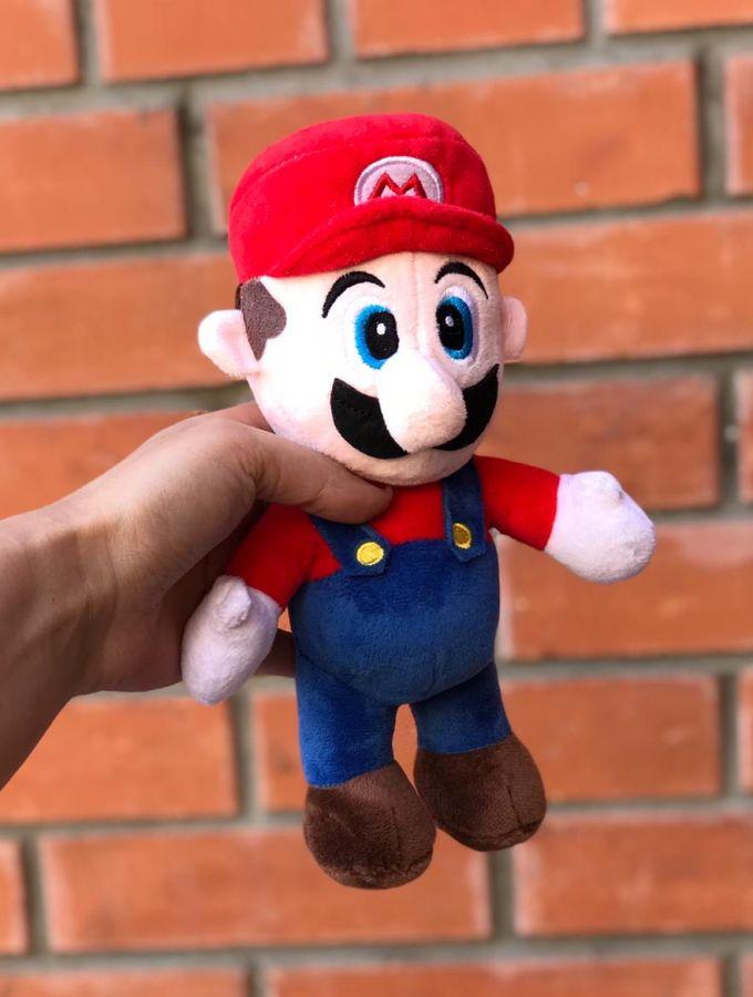 Мягкая игрушка Марио 27 см