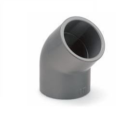 Угол клеевой ПВХ 45˚ 315