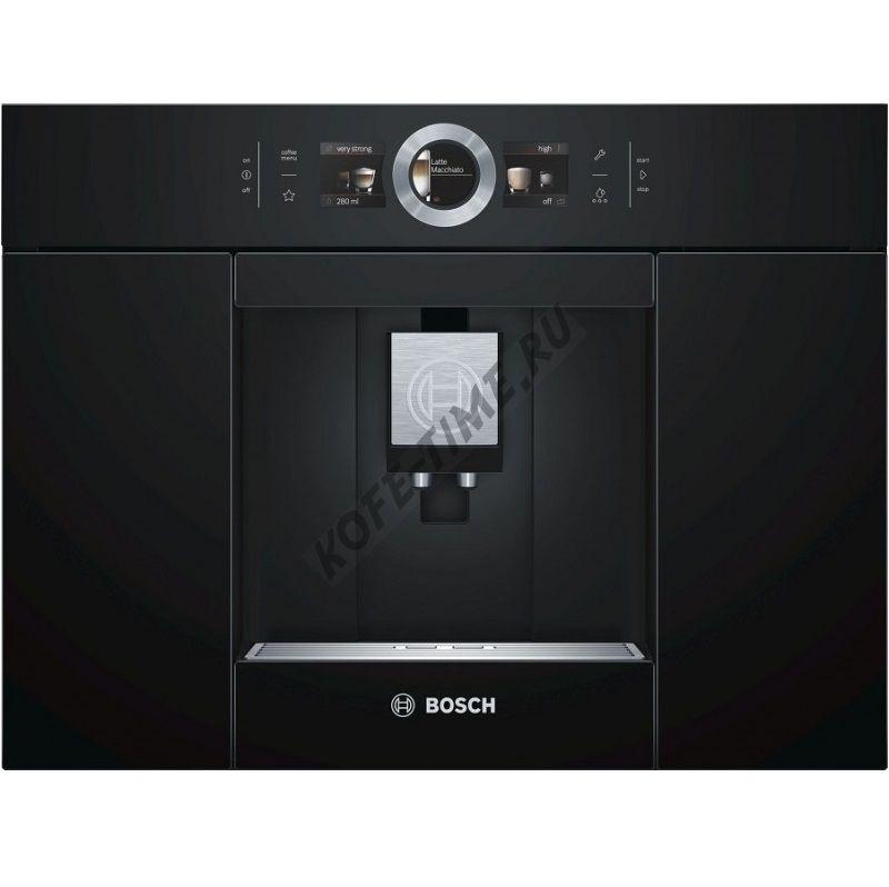 Встраиваемая кофемашина Bosch CTL636EB6