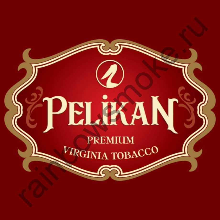 Pelikan 1 кг - Strawberry Banana (Клубника и Банан)