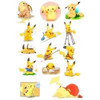 Стикеры Pikachu