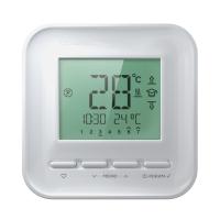 Электронный терморегулятор Теплолюкс 520 программируемый для теплого пола белый