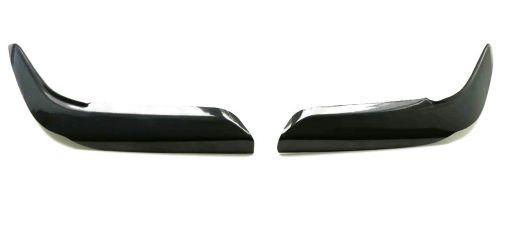 Накладки (реснички) фар передних Тойота Тундра 2014+