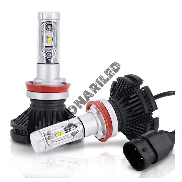 Светодиодные лампы H11 серия ZES-X3
