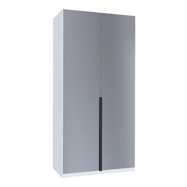 Шкаф двухстворчатый «Норд» с зеркалом