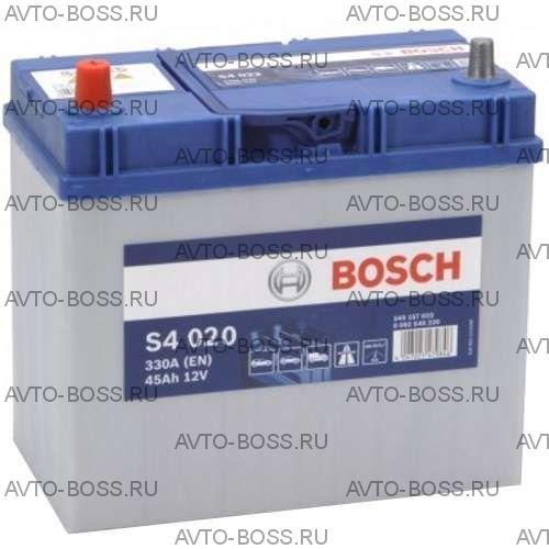 Автомобильный аккумулятор 0092S40200 BOSCH (S4 020) 45 a/h обр тонкие клеммы 545155033 B24 45 Ач