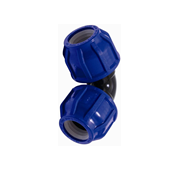 Отвод разъемный компрессионный (D, мм 110)