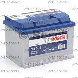 Автомобильный аккумулятор 0092S40040 BOSCH (S4 004) 60 a/h обр 560409054 LB2 60 Ач