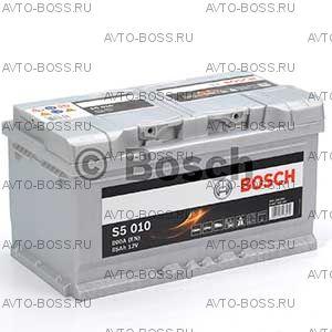 Автомобильный аккумулятор 0092S50100 Bosch S5010 (S5 010) 85 a/h обр 585200080 LB4 85 Ач