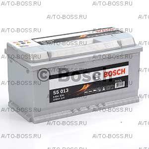 Автомобильный аккумулятор 0092S50130 Bosch S5013 (S5 013) 100 a/h обр 600402083 L5 100 Ач
