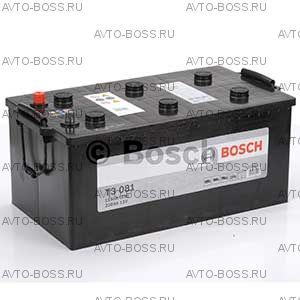 Автомобильный аккумулятор 0092T30810 BOSCH (T3 081) T3 (720018115) 220 Ач