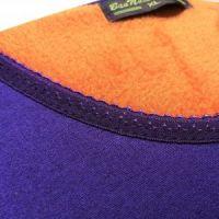 Женское термобелье с велюровой подкладкой, фиолетовый (4)