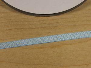 Лента репсовая с рисунком, ширина 9 мм, длина 10 м, Арт. ЛР5814-3