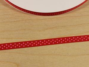 `Лента репсовая с рисунком, ширина 9 мм, Арт. Р-ЛР5815-1