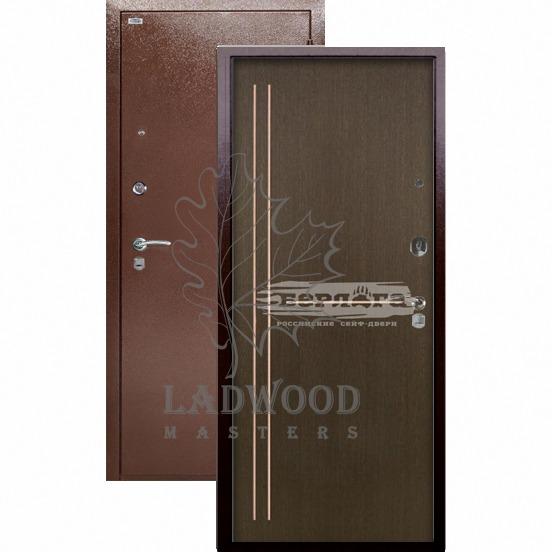 Сейф-дверь БЕРЛОГА ОПТИМА МИРТА