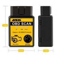 Автомобильный диагностический сканер OBD2 Scan Ancel ELM327 V1.5 Bluetooth (2)